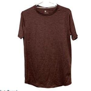 All in Motion Men's Short Sleeve Soft T-shirt Sm